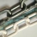 10MM塑料链高强工程塑料链塑胶链条塑料链条警示链