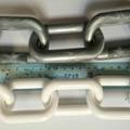 8MM消防勞保塑料鏈條 4