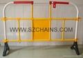路桥工程施工安全PVC塑料围栏YY-360