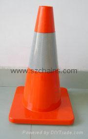 PVC交通錐反光錐 1