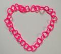 圓形鏈條,飾品鏈,玩具鏈,塑膠鏈條