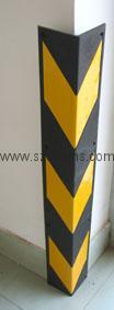 停車場用品PSP橡膠護牆保護角  1