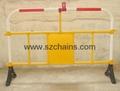 塑胶护栏塑料铁马塑料围栏 1
