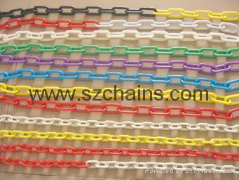 深圳科源鏈條8MM方錐PP塑料鏈條 1