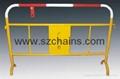 塑胶围栏防护栏隔离栏施工栏