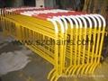 塑料護欄塑膠圍欄塑膠護欄塑膠圍欄防護欄 1