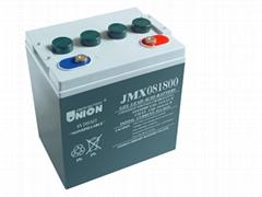 电动观光浏览车电池