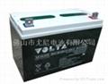 韩国volta沃塔蓄电池12V100AH电池