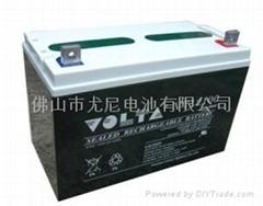 韓國volta沃塔蓄電池12V100AH電池