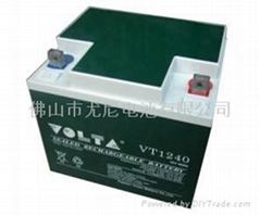 韩国volta沃塔蓄电池12V40AH