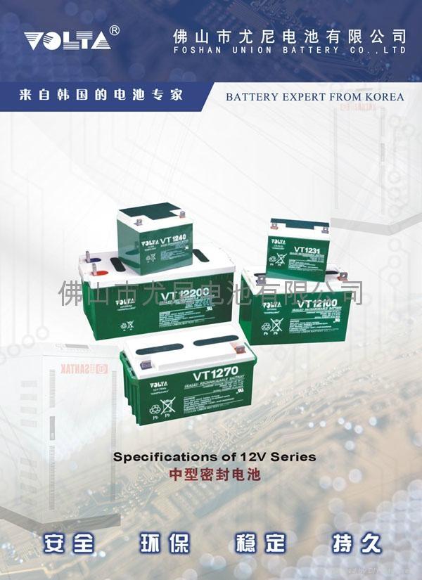 韩国volta沃塔eps蓄电池 1