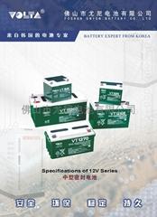 韩国volta沃塔eps蓄电池