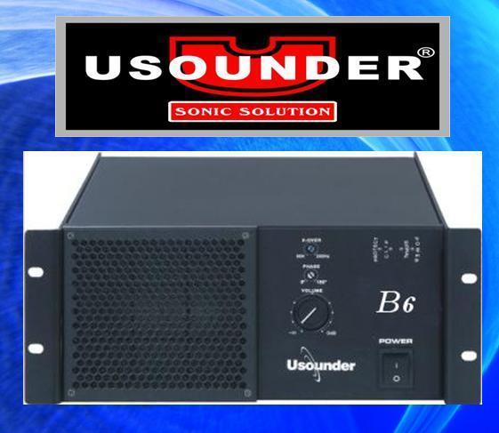 Usounder B6 Subwoofer Amplifier 1
