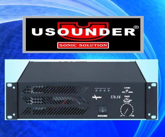 Usounder B6 Subwoofer Amplifier 2