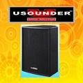 US工程系列專業音箱
