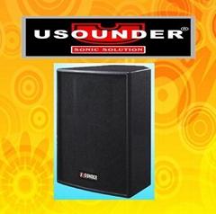 US工程系列专业音箱