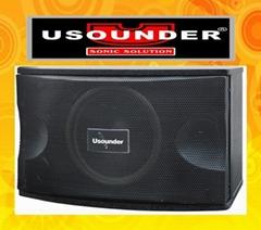 域聲UMH系列專業卡拉OK音箱