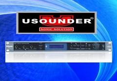 域聲UK2602 專業DSP數字效果處理器