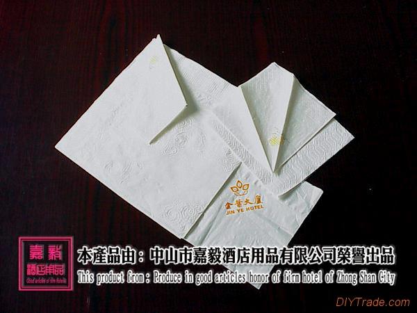 Paper napkin 1