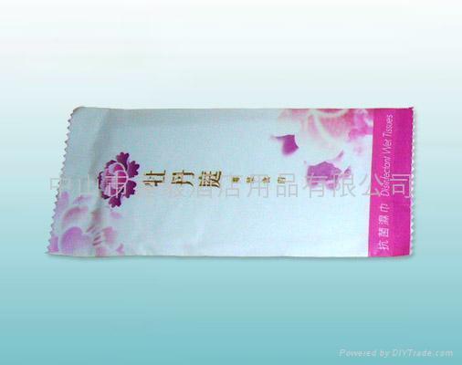 一次性湿纸巾 4