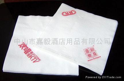 Paper napkin 5