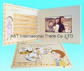 Video Story Book with 5 Control Buttons and Full Color Imprint