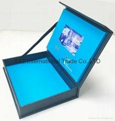 4.3-inch Video Box with Custom Designed Imprint