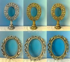 樹脂古典鏡