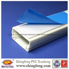 PVC Trunking White Adhesive