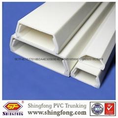 PVC Trapezoid Trunking