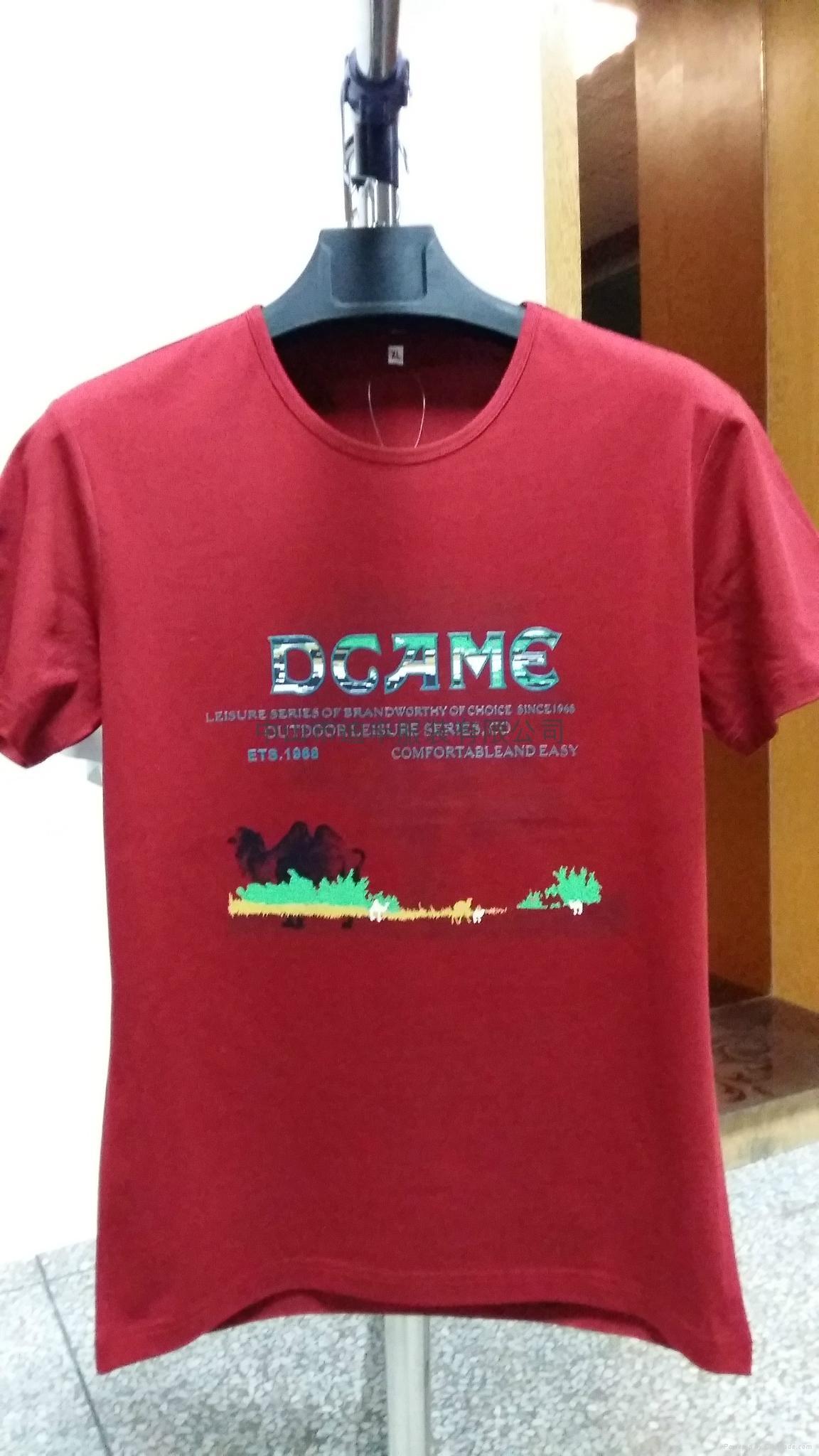 男装T恤 2