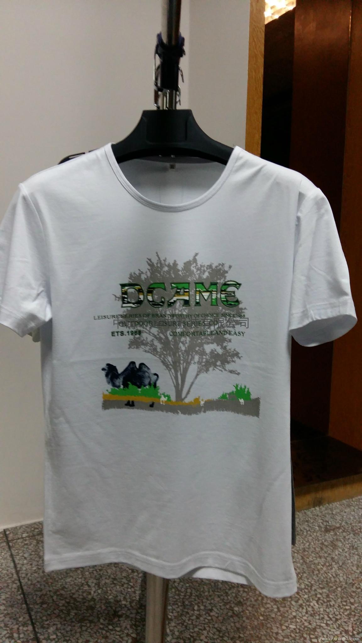 男装T恤 3