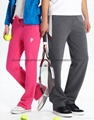 运动针织裤