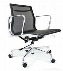 ea-201 eames office chair with mesh