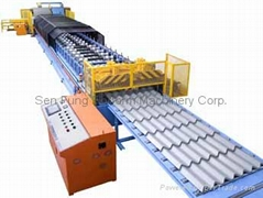 Roofing Tile Rollforming Machine