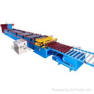 Roofing Tile Rollforming Machine 3