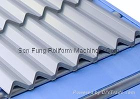 Roofing Tile Rollforming Machine 2
