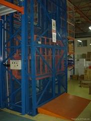 宁波升降平台SJD型液压货梯