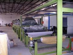 Sandpaper Flannelette Laminating Machine