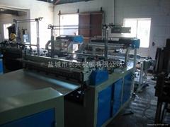 Full automatic crosscutting machine