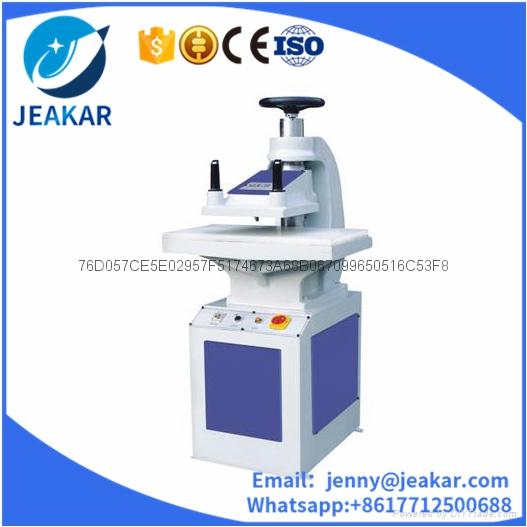 16T hydraulic swing beam cutting press 2