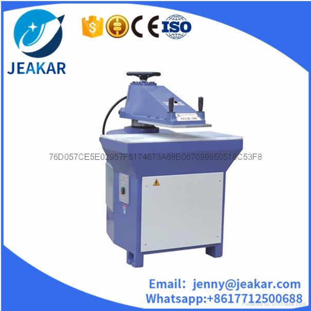 16T hydraulic swing beam cutting press 3
