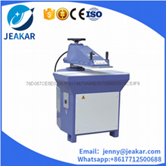 20T swing arm leather cutting machine