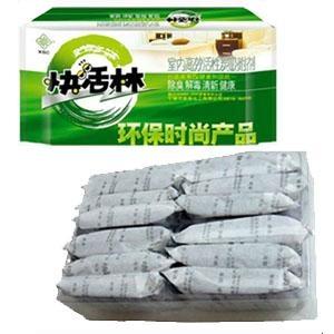 快活林活性炭600g鋁塑裝 1