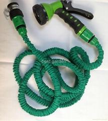New X hose, auto expands, stretches to