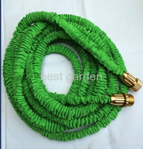 New. 3X hose with Aluminum connectors 1