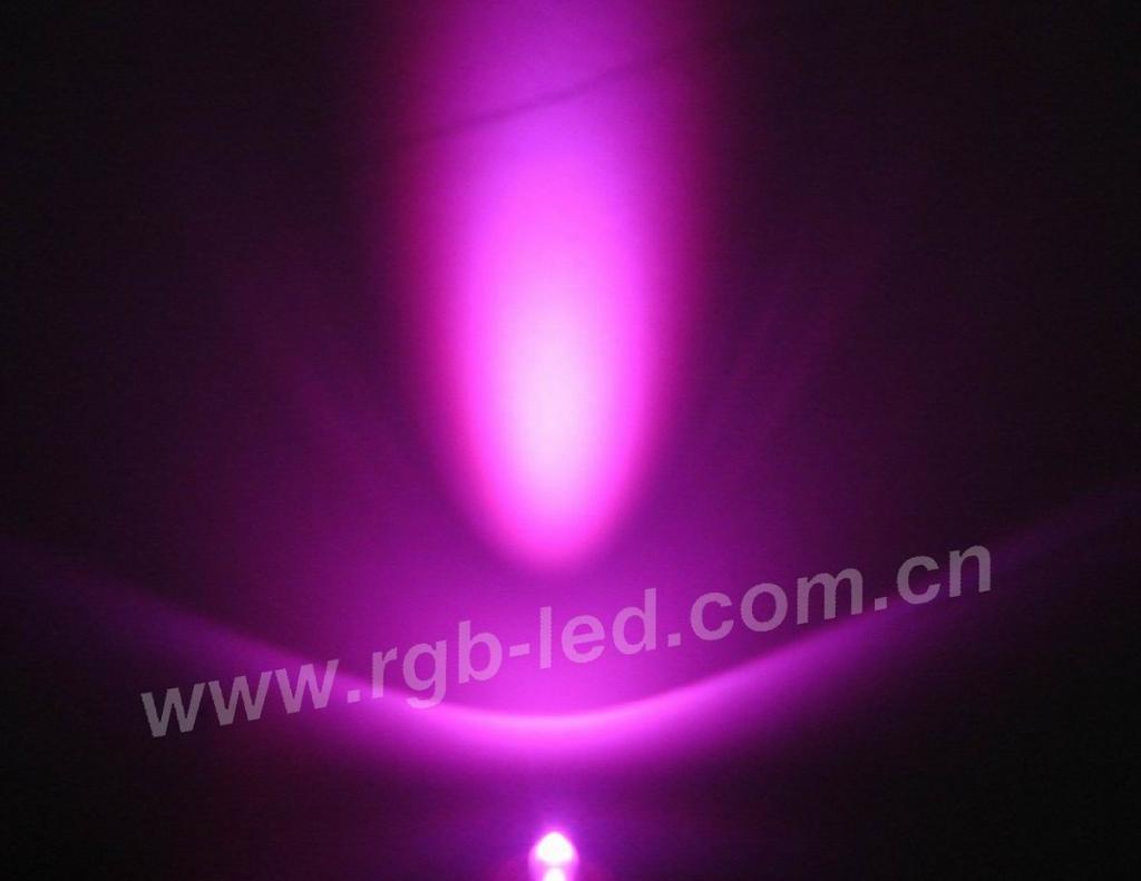 粉红色LED 1