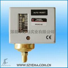 壓力開關 HS203-02 手動設置 使用方便 大量現貨庫存