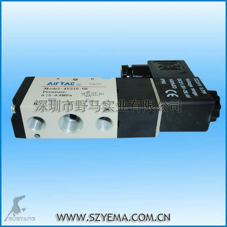 【批发】 亚德客电磁阀 4V210 大量现货 原厂正品 3