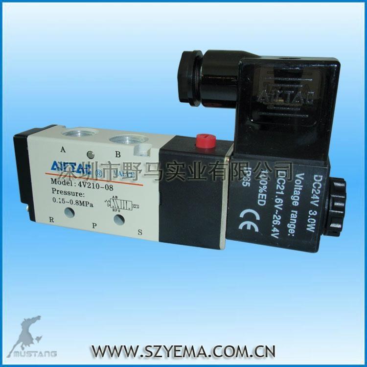 【批发】 亚德客电磁阀 4V210 大量现货 原厂正品 1
